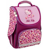 Рюкзак (ранец) школьный каркасный Kite мод 501 Hello Kitty HK16-501S