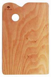 Палитра деревянная прямоугольная 40*30см, Rosa Gallery