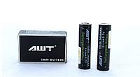 Аккумулятор BATTERY 18650 AWT ОРИГИНАЛ, батарея типа Li-Ion для вейпов, электронных сигарет, фонарей