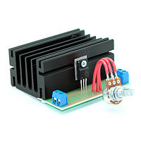 Регуляторы мощности МастерКит Регулятор мощности 220 В / 3 кВт (K1182ПМ1T)