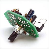 Регуляторы мощности МастерКит Регулятор яркости ламп накаливания 12-24В / 50A