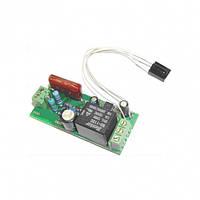 Автоматическое управление МастерКит Выключатель освещения с инфракрасным управлением до 2 кВт 10А (от любого ИК-пульта)