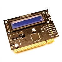 Диагностика МастерКит Устройство для ремонта и тестирования компьютеров - POST Card PCI