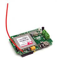 Сигнализации и SMS управление МастерКит Автономная GSM-SMS сигнализация с функцией контроля и управления температурой