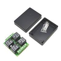 Исполнительные устройства МастерКит Исполнительный элемент 5В (4 независимых канала по 2 кВт 10А)