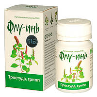 ФЛУ-ИНЬ fito, 40 капсул Простуда, грипп