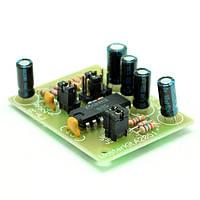Усилители предварительные МастерКит Микрофонный усилитель (стерео, К548УН1А)