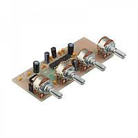 Усилители предварительные МастерКит Стереофонический темброблок (LM 1036)