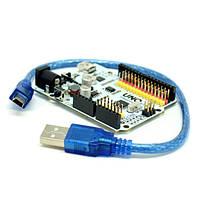Контроллеры МастерКит Freaduino UNO, 3.3В/5В, ATMEGA328, 16 МГц