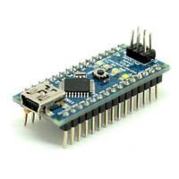 Контроллеры МастерКит Arduino NANO, 5В, ATMEGA328, 16 МГц