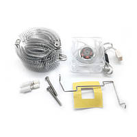 Аксессуары для усилителей МастерКит Универсальный радиатор с вентилятором 12В