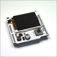 """Готовые модули МастерКит 1,6"""" Цветной CSTN (132 * 132) дисплей. Расширение для Arduino"""