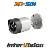 "Видеокамера 2.4Мр 3G-SDI-2400WIDE interVision 1080P ""рыбий глаз"" угол обзора 110°, фото 1"