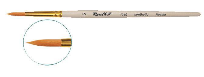 Кисть Roubloff синтетика круглая 1310 №7 к.р.