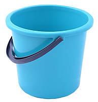 Ведро для мусора 10л. Синее