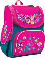 Рюкзак (ранец) 1 Вересня школьный каркасный Smart 553027 A Little Princess PG-11 34*26*14см