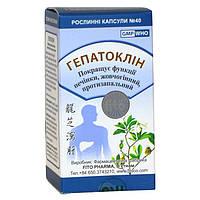 Гепатоклин fito, 40 капсул Для печени, очищение организма