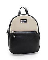 Женский рюкзак из экокожи черного цвета BEO-900756, фото 1