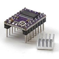 Электроника МастерКит Драйвер шагового двигателя DRV8825