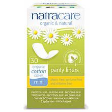 Прокладки ежедневные из органического хлопка МИНИ Natracare, 30 шт