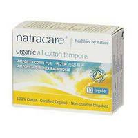 Тампоны органические НОРМА Natracare, 10 шт