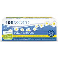 Тампоны органические НОРМА Natracare, 20 шт