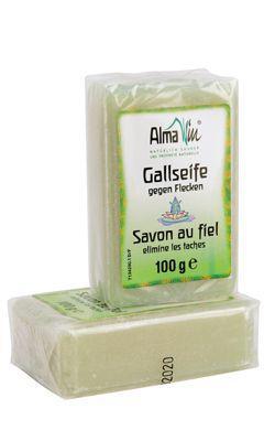 Жёлчное мыло органическое AlmaWin, 100 г