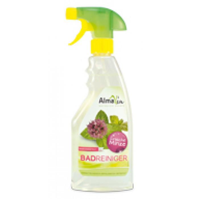 Концентрированное моющее средство для ванной органическое AlmaWin, 500 мл