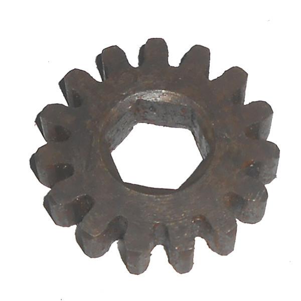 Шестерня консоли колеса приводного z=15 (Тодак)