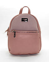Женский рюкзак из экокожи розового цвета BEO-900789, фото 1