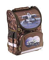 Рюкзак (ранец) школьный каркасный ZiBi ZB16.0108AV Top Zip Aviator