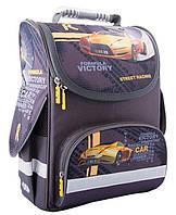 Рюкзак (ранец) школьный каркасный ZiBi ZB16.0105SR Top Zip Street Racing