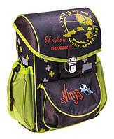 Рюкзак (ранец) школьный каркасный ZiBi ZB16.0113NN Satchel Ninja