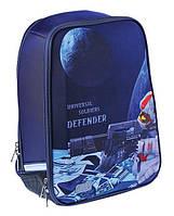 Рюкзак (ранец) школьный каркасный ZiBi ZB16.0120SL Shell Soldiers