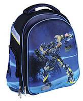 Рюкзак (ранец) школьный каркасный ZiBi ZB16.0213SR Frame Super Robot