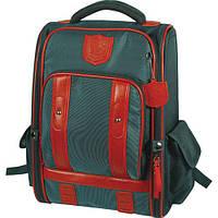 Рюкзак (ранец) школьный ZIBI ZB16.0631GN Imperial Club Green