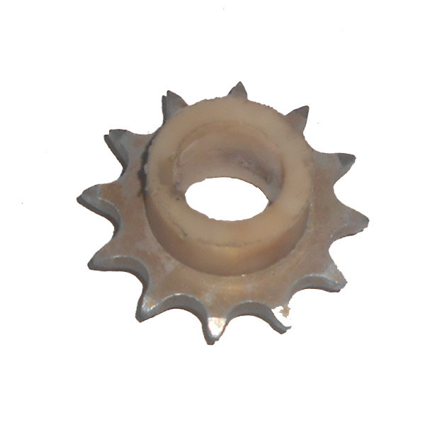 Звездочка привода аппарата туковго наружная (z=12, t=12.7) (под втулку) (ТОДАК)