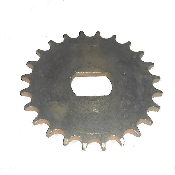 Звездочка ротора модуля высевного (z=24, t=12.7) (под овал) (ТОДАК)