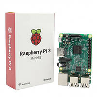 Готовые модули МастерКит Миникомпьютер Raspberry Pi 3 Model B