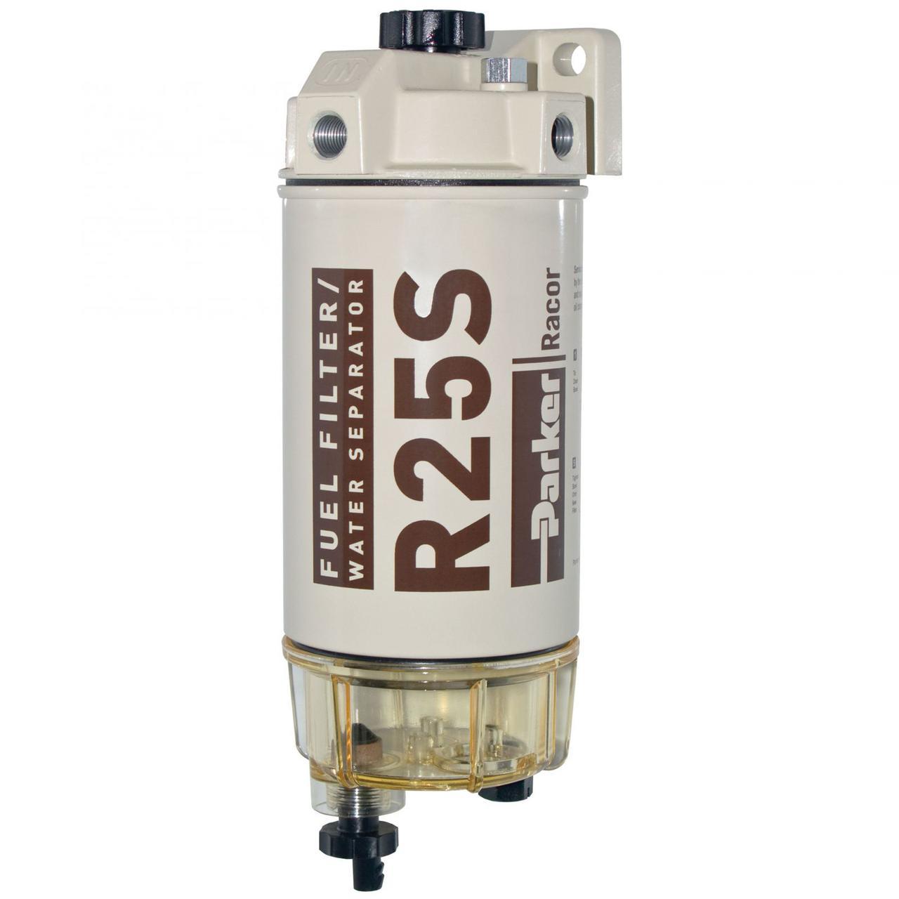 Фильтр сепаратор с подогревом и подкачкой Racor 245R122MTC 2 мкм.