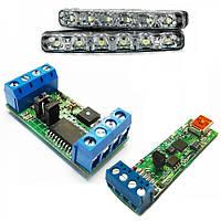 Для авто МастерКит Автомобильный адаптер K-L-линии + устройство управления дневными ходовыми огнями