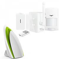 Для дома и дачи МастерКит Wi-Fi система охраны + Wi-Fi станция контроля качества воздуха