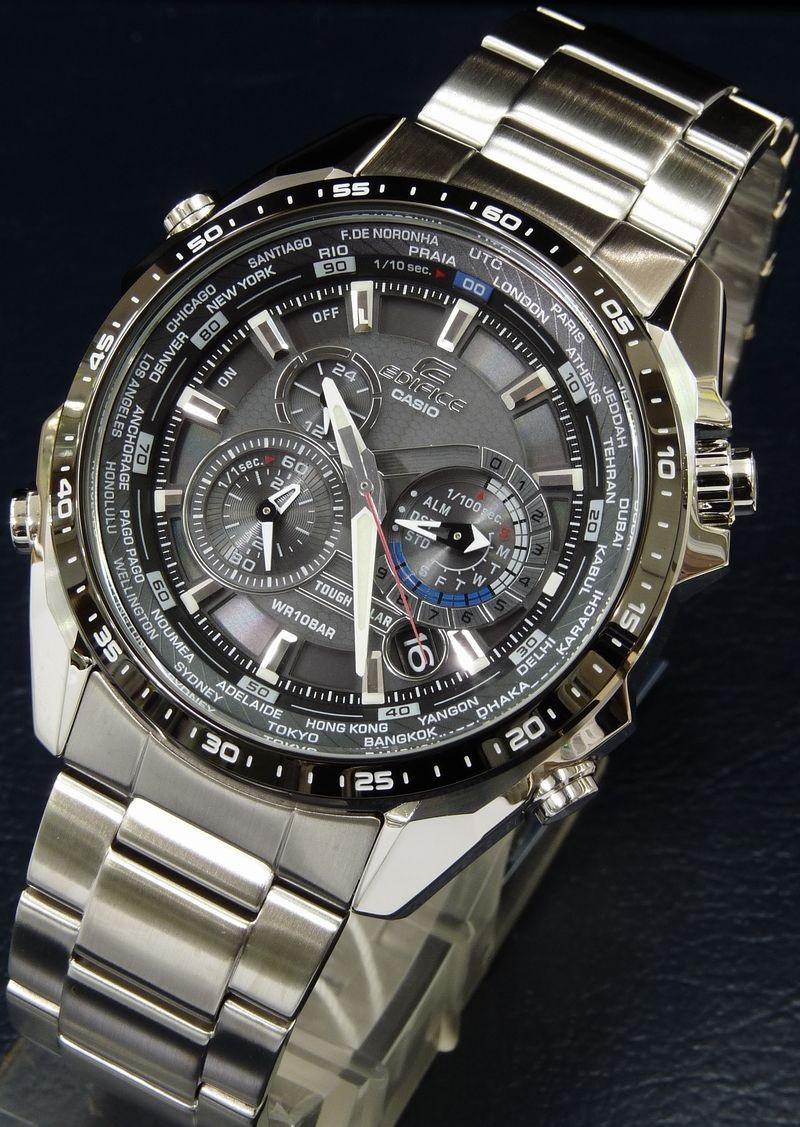 Часы Casio Edifice EQS-500DB-1A1