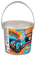 Мелки цветные 15 штук Kite Jumbo в пластиковом ведре Hot Wheels HW16-074