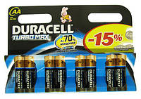 Батарейка Duracell R06 (Turbo)