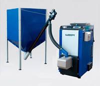 Пеллетный твердотопливный котел Elektromet EKO-PE 20 кВт
