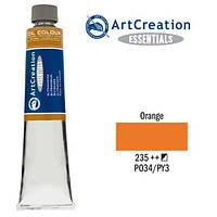 Краска масляная Royal Talens ArtCreation 200мл №235 Оранжевая 9016235M