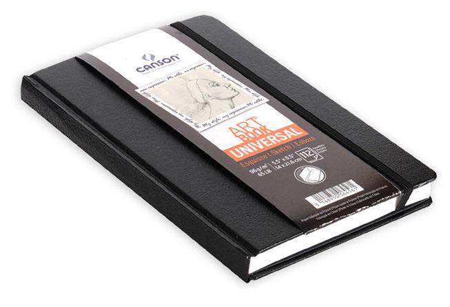 Блокнот для набросков А5 14*21,6см Canson Universal 96г/м 112л. CON-200006456R - Офис-Престиж в Одессе