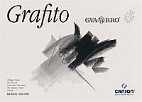 Бумага-склейка для графики Canson Grafito 23*32,5см 160г/м 20л. CON-200400733R