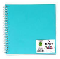 Альбом спираль 18,5*18,5см для набросков Canson 120г/м 50л. CON-400065077R